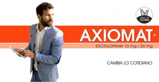 AXIOMAT 10 mg