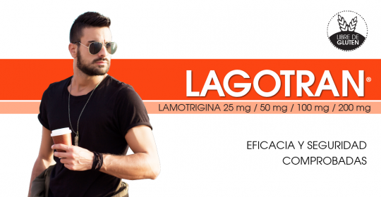 LAGOTRAN  25 mg