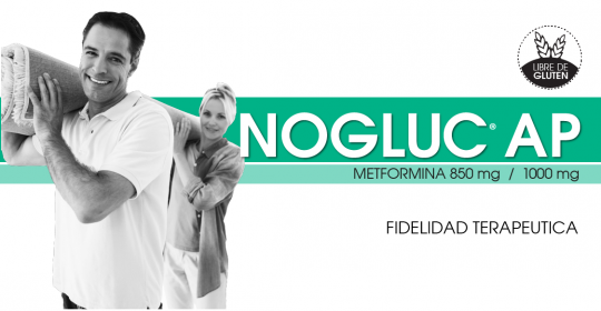 NOGLUC AP 850