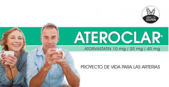 ATEROCLAR 20 mg