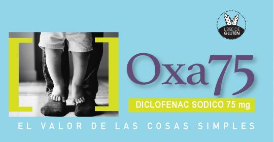 Nuevo! OXA 75