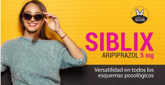Nuevo! SIBLIX 5 mg