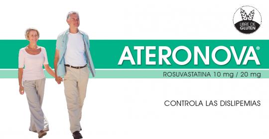 ATERONOVA 20 mg