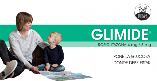 GLIMIDE 8 mg