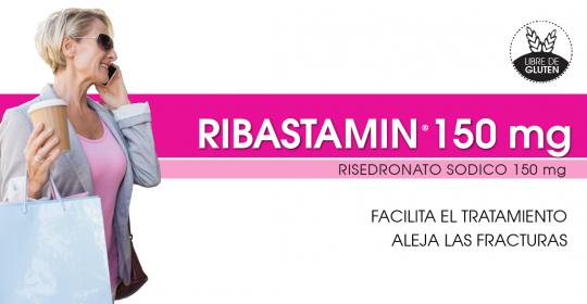 RIBASTAMIN 150 mg