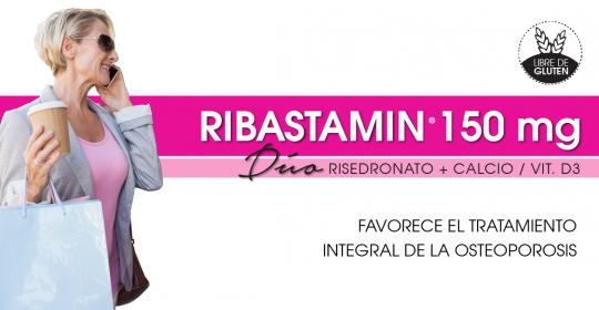 RIBASTAMIN 150 DUO
