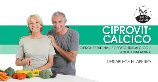 CIPROVIT CALCICO