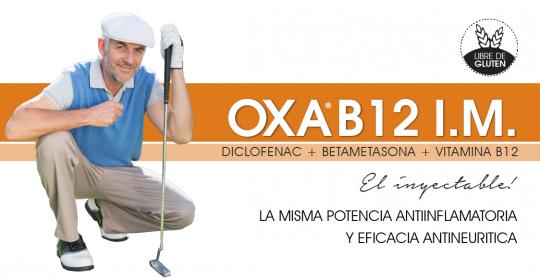 OXA B12 I.M.