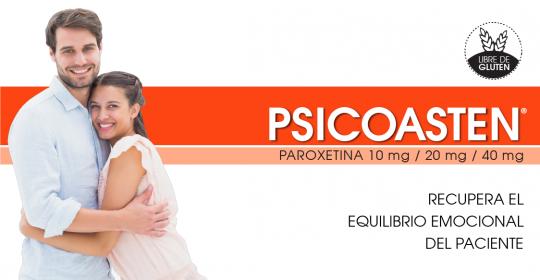PSICOASTEN 20 mg