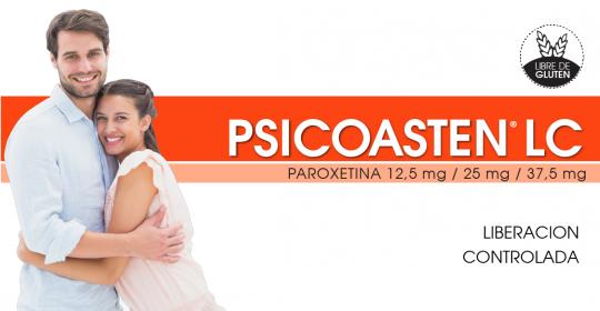 PSICOASTEN LC 25 mg