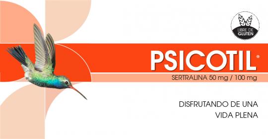 PSICOTIL 50 mg